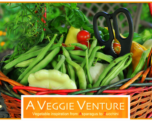 Find inspiration (and recipes) for vegetables ♥ AVeggieVenture.com, seaonal to staples, savory to sweet, salads to sides, soups to supper, simple to special. Many Weight Watchers, vegan, gluten-free, low-carb, paleo, whole30 recipes.
