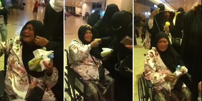 فيديو مؤثر: أسرة سعودية في المطار تودع خادمة عملت لديهم لأكثر من 33عاماً
