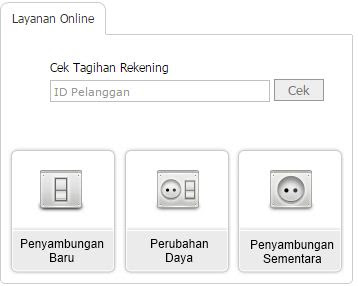 Cek Tagihan Listrik Prabayar Secara Online