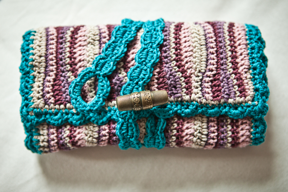 Sweetheartcrochet Häkelnadeltasche Crochet Hook Case