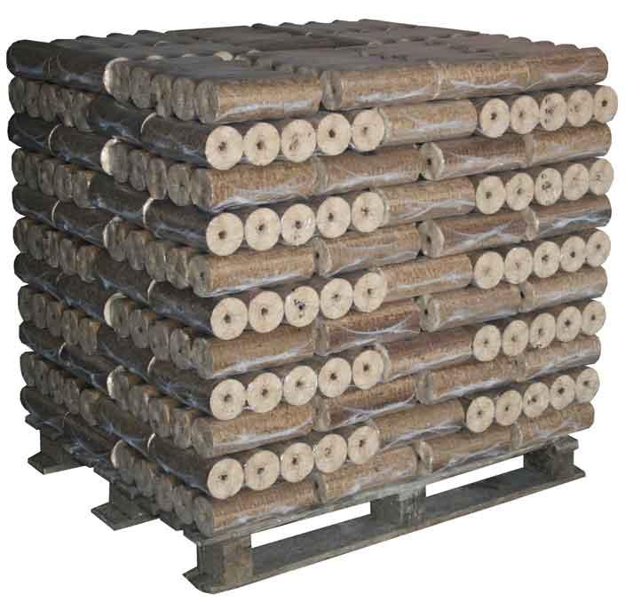 Gnstiges Brennholz  brikett holzbriketts  Holzbrikett