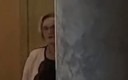 Missouri Senator Claire McCaskill Caught Hiding and Peaking Around Pillar at Town Hall (VIDEO)