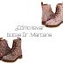 ¿Cómo usar botas Dr. Martens?