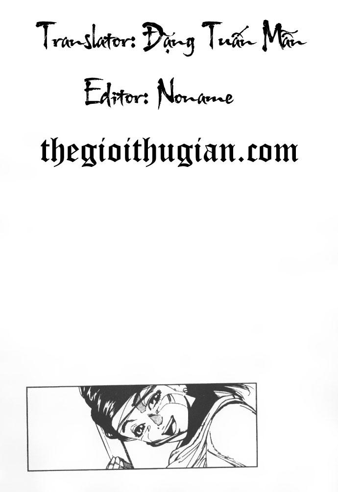 Battle Angel Alita chapter 34 trang 24