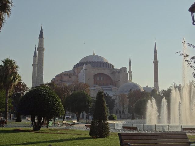 Hagia Sophia en Estambul