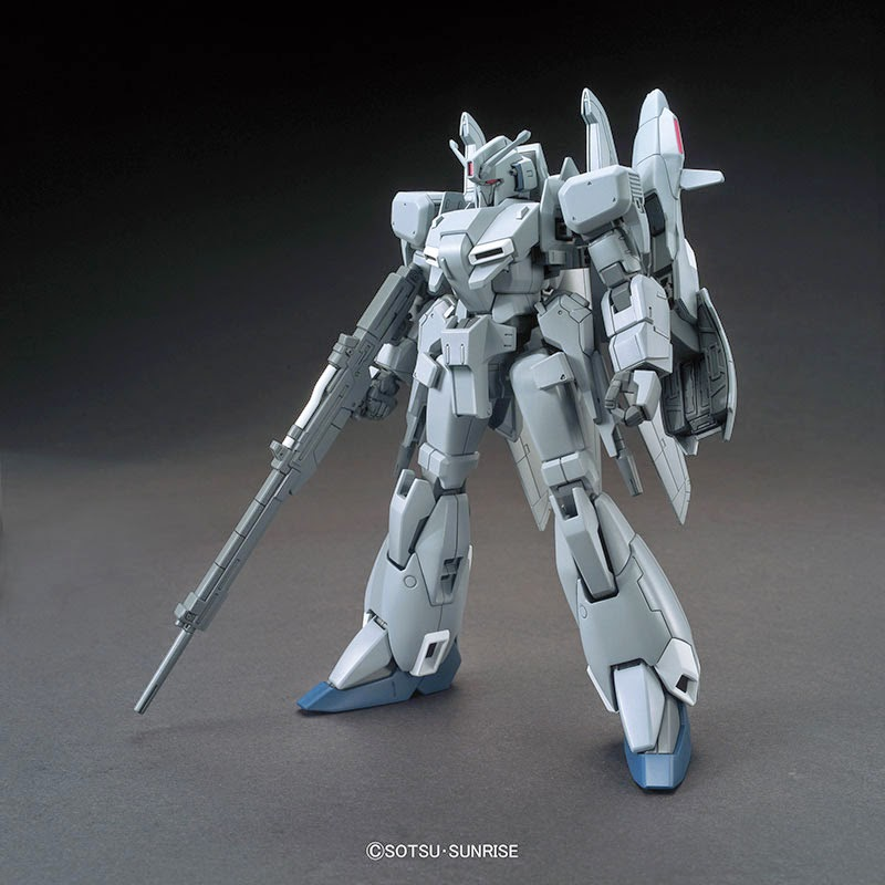 HGUC 1/144 Z Plus A1 Fixed Version - Release Info, Box Art and Official Images