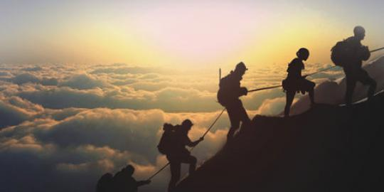 Filosofi Hidup Dari Mendaki Gunung atau Pecinta Alam