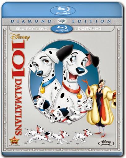 101 Dalmatians [Diamond Edition] [1961] [BD25] [Latino]