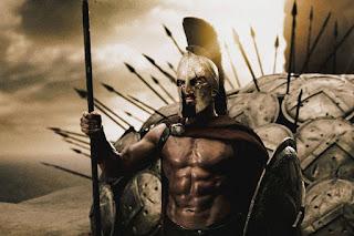 Pasukan terkuat di dunia / Sparta / Catatan Adi
