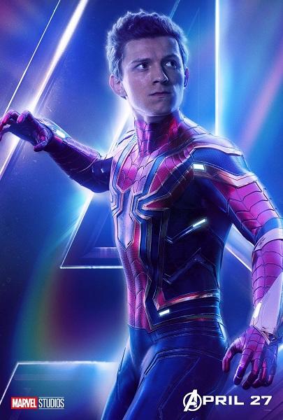 Avengers: Infinity War Spider Man