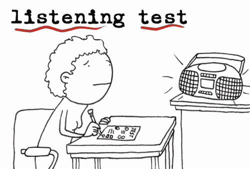 IELTS Online Practice Test For Listening