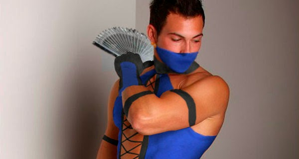 Kitana male Gender Bender Cosplay