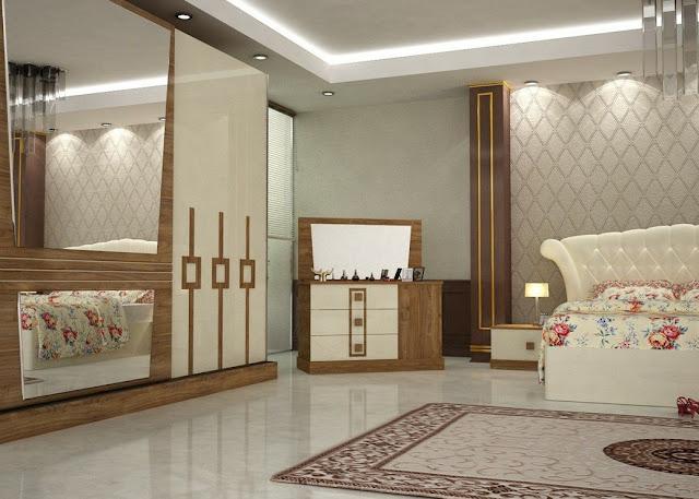 صور غرف نوم تركي
