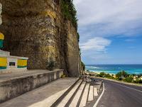 Pesona Objek Wisata Pantai Pandawa Bali
