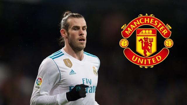 Gelandang Gareth Bale Semakin Dekat Gabung Ke MU