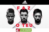 Promoção Adidas e Centauro 'Faz o Teu' heretocreateadidaschallengebr.com