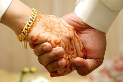 Doa Mustajab Agar Malam Pertama Indah Bagi Pasangan Suami Istri