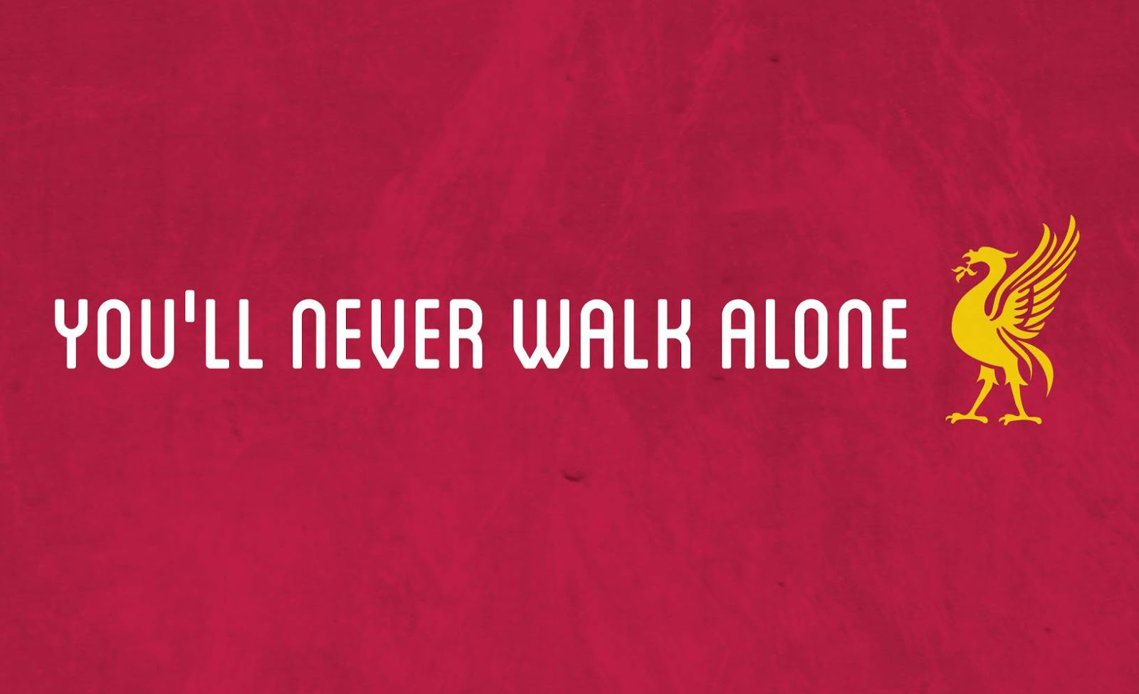 Youll-never-walk-alone-written-on-plain-red-background