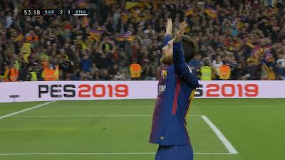 LFP-Week-36 Barcelona 2 vs 2 Real Madrid 06-05-2018