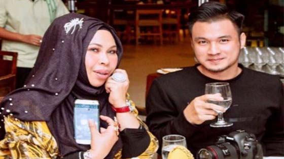 Identiti Lelaki Kacak Yang Sentiasa Di Sisi Datuk Vida Dikenalpasti