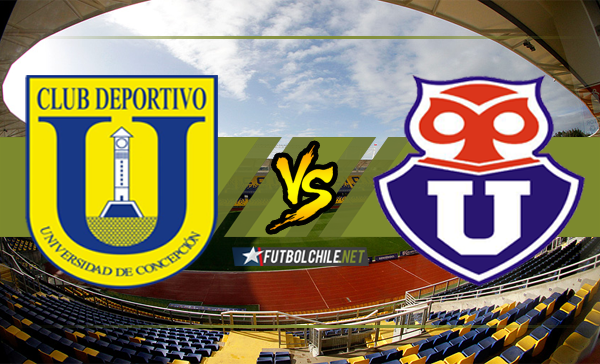 Ver stream hd youtube facebook movil android ios iphone table ipad windows mac linux resultado en vivo, online: Universidad de Concepción vs Universidad de Chile