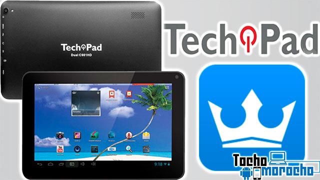 Cómo ROOTEAR Tablet TechPad