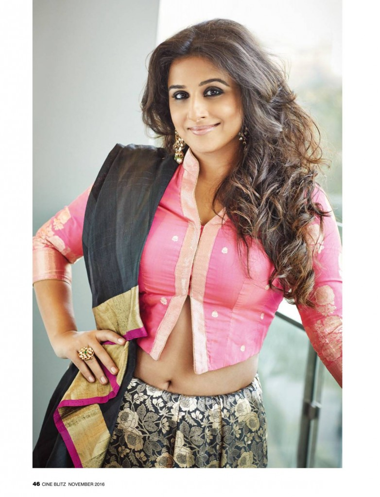 hot girls models: vidya balan hot photos on cineblitz1 magazine