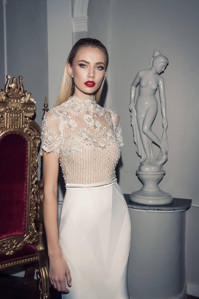 Hermosos vestidos de novias | Colección Dror Geva