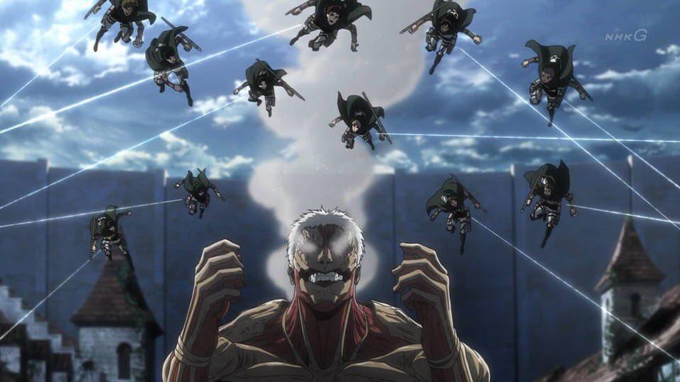 アニメ進撃の巨人3期51話感想 同期がついにライナーを…