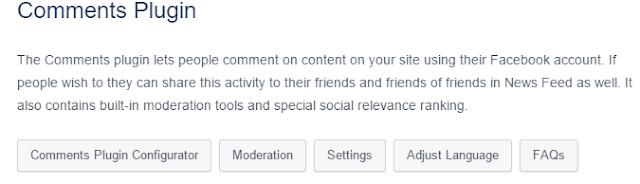 Caja de Comentarios de Facebook para Blog. 9