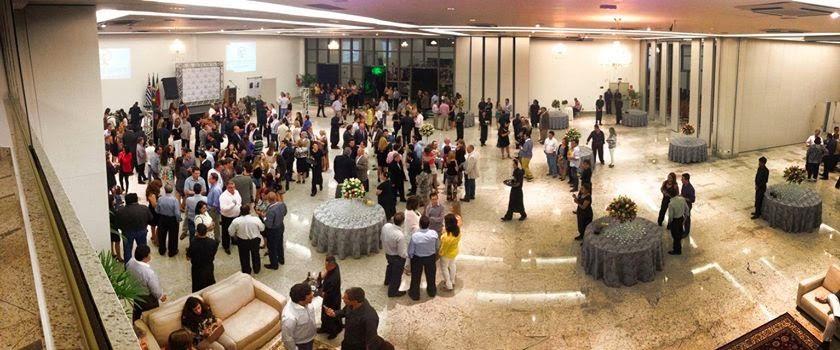 Foto do Centro de Convenções do Barretos Country Hotel em Barretos-SP - Fonte site do hotel