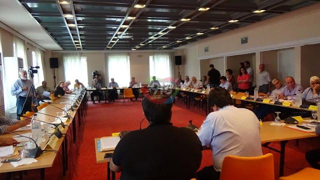 Συνεδρίαση του Περιφερειακού Συμβουλίου Πελοποννήσου στις 16 Οκτωβρίου
