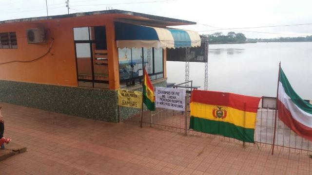 Fronteira do Brasil com a Bolívia em Guajará-Mirim foi fechada por ...