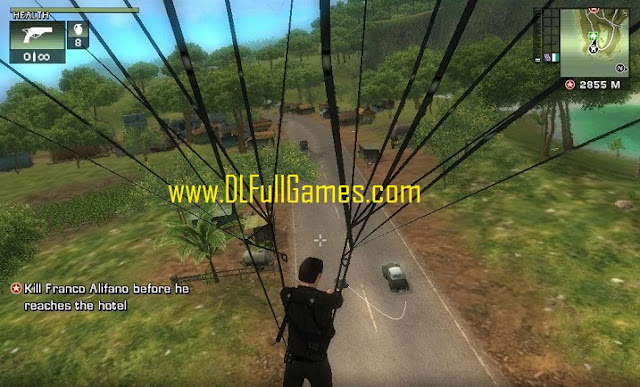 Just Cause 1 Game - Free Download Full Version For Pc
