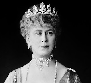 Queen Mary ( 1867-1953  )