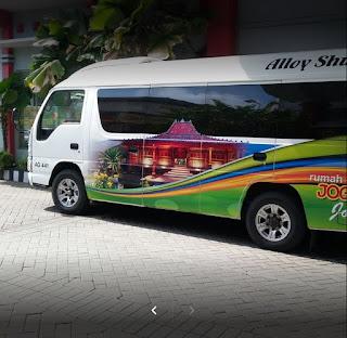 Alloy Travel Semarang ke Solo