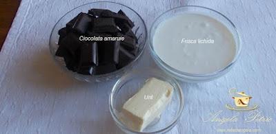 Preparare prajitura Tosca - etapa 1
