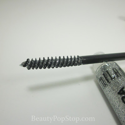 Milani Sparkling Mascara Glitter Top Coat Review