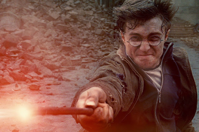 Harry Potter - Expelliarmus