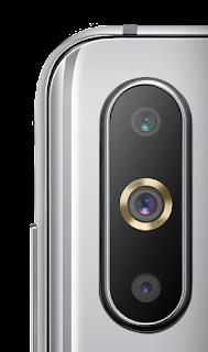Samsung Galaxy A8s - Camera