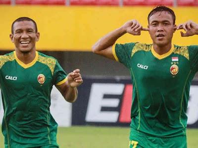 Sriwijaya FC Babat PS Keluarga USU Medan, 6-2