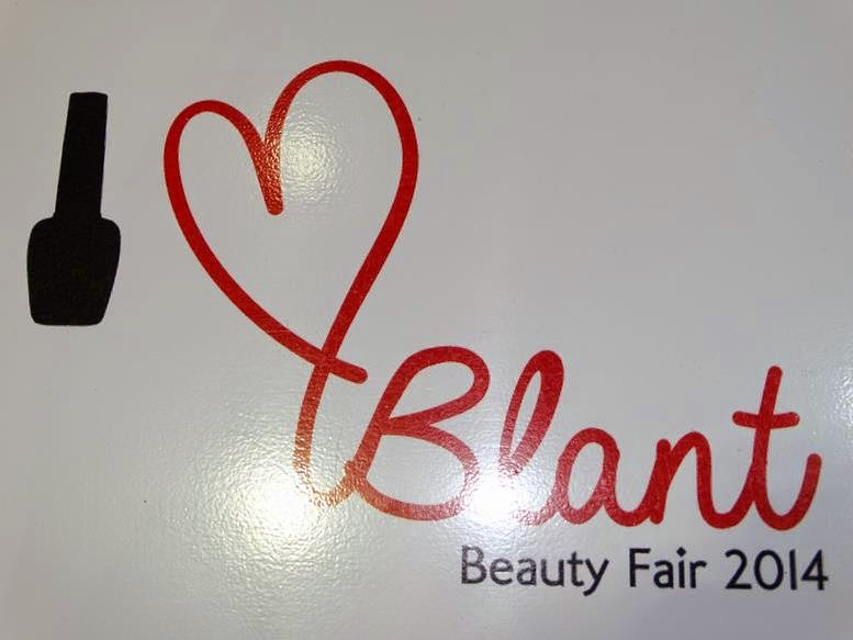 Beauty Fair 2014: Blant Colors - Grazi e Suas Maluquices