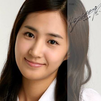 Profil Yuri Girls' Generation (SNSD)