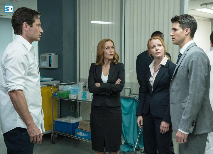 "The X-Files - Babylon - Advance Preview: ""50 Shades of Lone Gunmen"""