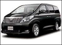 Rental Mobil Toyota Alphard Padang
