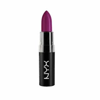 NYX Lipstick Matte: Aria NYX