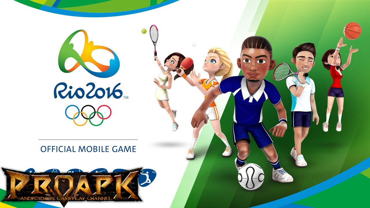 Rio 2016 Olympic Games - OFFICIAL MOBILE GAME