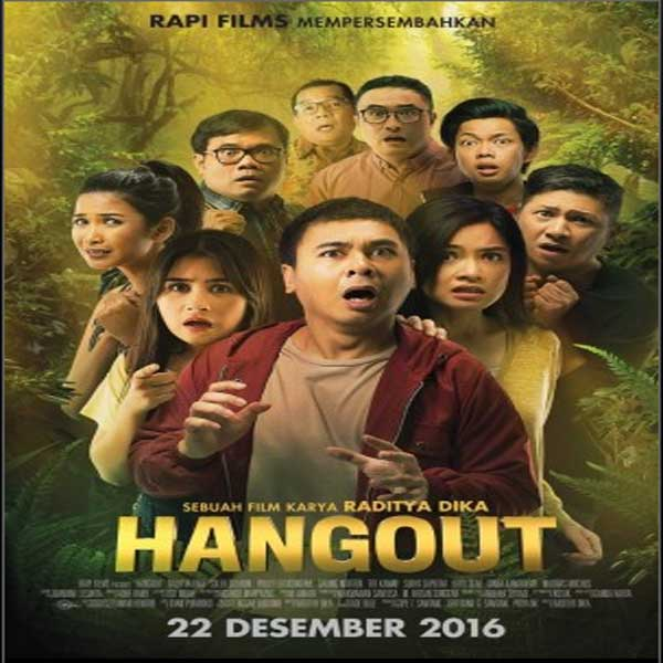 Download Film Hangout (2016) Bluray Full Movie
