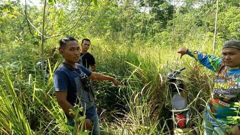 Tim Buser Talang Ubi Banjir Pujian