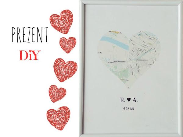 59. DIY - mapa serca i avatar na bloga o dowolnym kształcie.